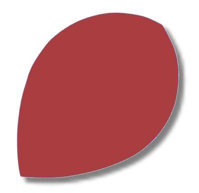Dartfly Nylon Pear, rot