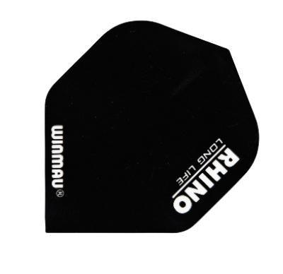Dart-Fly Winmau RHINO, schwarz, 6905-115