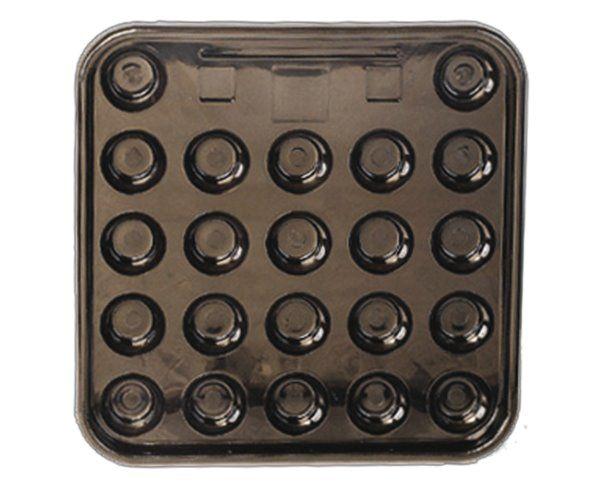 Balltablett SNOOKER für 22 Kugeln 52 mm