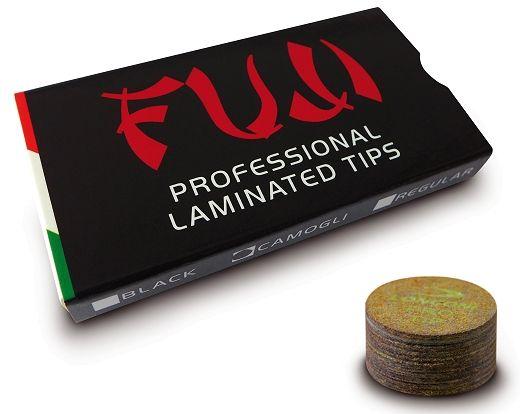 Klebleder FUJI, HART, 14 mm