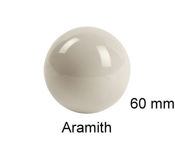 KARAMBOL-Spielball ARAMITH 60 mm