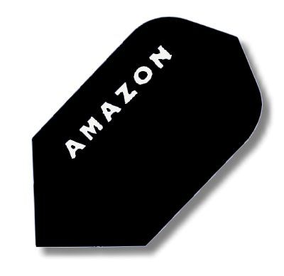 Dartfly Amazon Slim-Form, schwarz