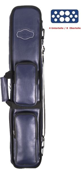 Queue-Tasche BUFFALO für 4 Unterteile /8 Oberteile