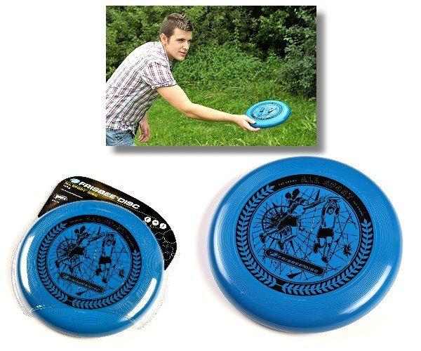 """Frisbee """"BLUE-SPORT"""", Durchmesser 25,5 cm, Gewicht 140 g"""
