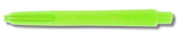 Shaft Neon Ultimate, Short 37 mm, grün, Set 3 St. oder 100 St. lose