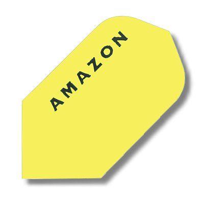 Dartfly Amazon Slim-Form, gelb