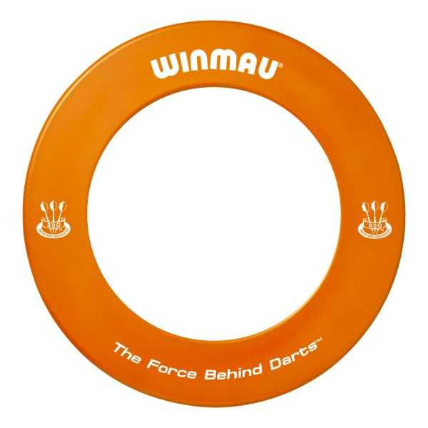 Winmau Dart-Catchring (Dart-Auffangring),, orange, 4411