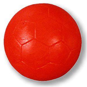 """Kickerball """"Standard"""" rot, 34 mm, glatt-schnell"""