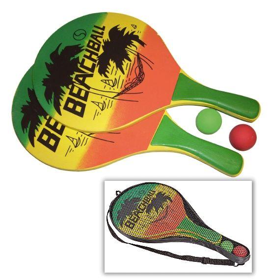 Beach - Ball Schläger - Set