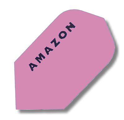 Dartfly Amazon Slim-Form, pink