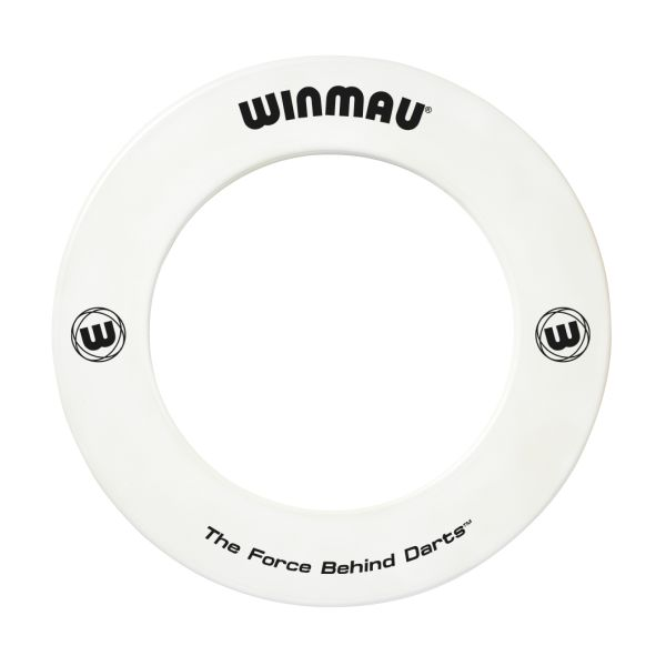 Winmau Dart-Catchring (Dart-Auffangring),, weiß, 4407