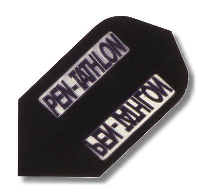 Dart-Fly PEN-TATHLON, Ausführung Slim-Line Form