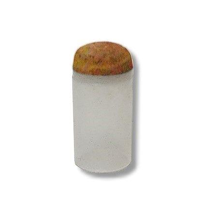 Aufsteckleder Standard. Lieferbar in den Größen 12 mm und 13 mm.