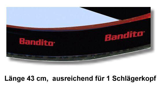 """Tischtennis-Kantenschutz """"Bandito"""" für Schläger"""
