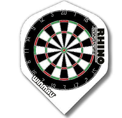 Dart-Fly Winmau RHINO, Standard, 6905-127