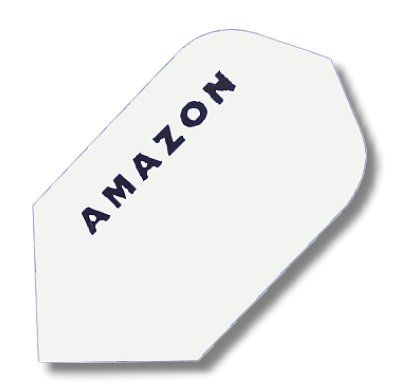 Dartfly Amazon Slim-Form, weiß