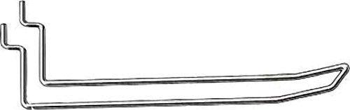 Lochhaken 10 cm (Stück), für Karella Vitrine (Art. 8080.01).