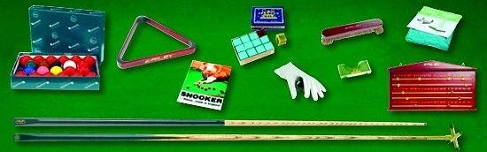Zubehör-Set Snooker