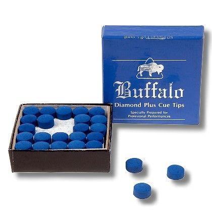 """Snooker Klebeleder """"Blue Diamond"""" 10 mm"""
