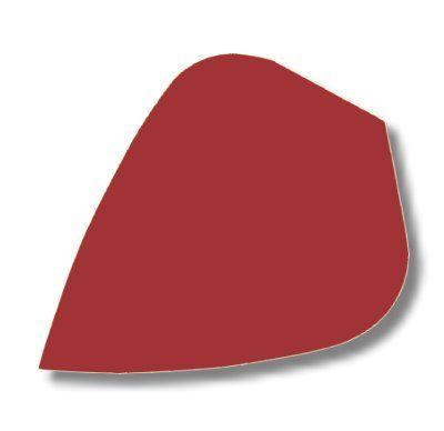 Dartfly Nylon Kite, rot