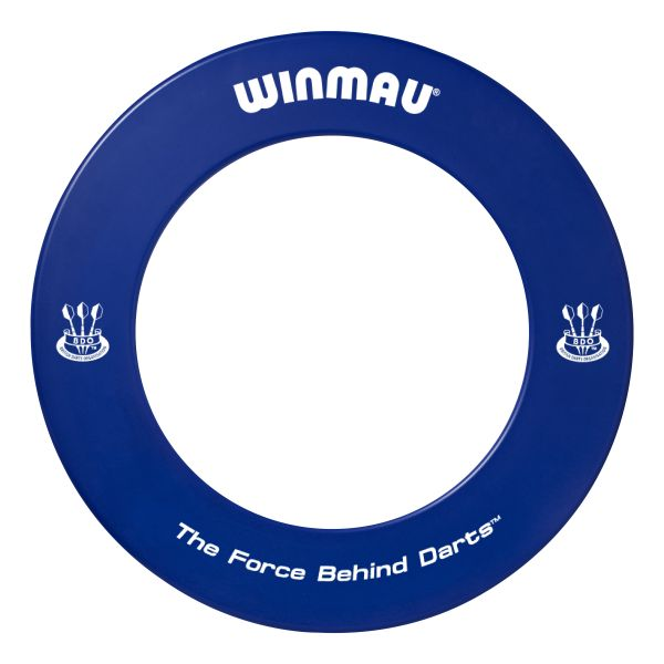 Winmau Dart-Catchring (Dart-Auffangring), blau, 4406