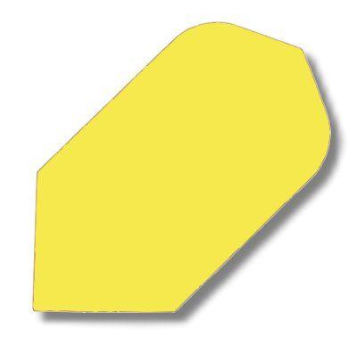 Dartfly Nylon Slim, neongelb