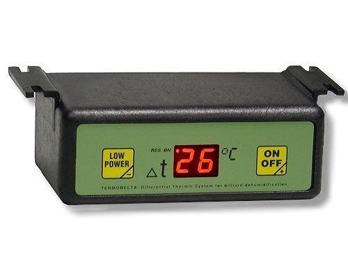 Elektronischer Thermostat TERMODELTA
