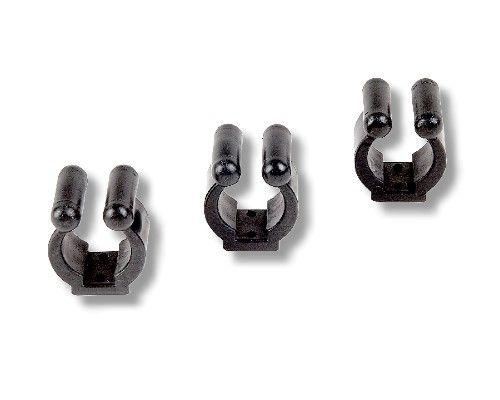 Ersatz-Clip PVC für Wandhalter Antik - Set mit 8 Stück