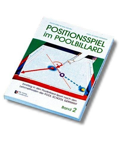 """""""Positionsspiel im Poolbillard"""", 180 Seiten"""