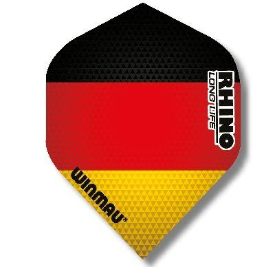 Dart-Fly Winmau RHINO, Standard, 6905-160