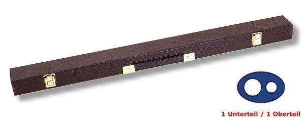 Queue-Koffer Standard, für 1 Unterteil /1 Oberteil