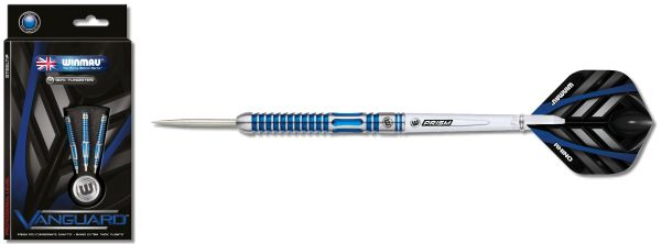 Winmau Vanguard Steeldart 1093, 22 g, und 24 g