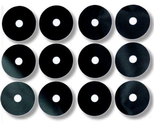 Anspielpunkt 60 mm ORIGINAL TECFO (12 Stück)