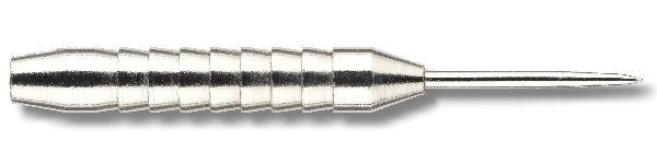 Steelbarrel Karella Eco Line EL-01, mit Metallspitze,verchromt, Gewicht 19g, Länge: 52mm