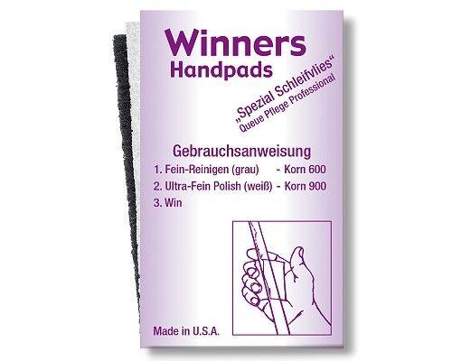 """WINNERS Handpads, """"Micro"""" Spezialvlies"""
