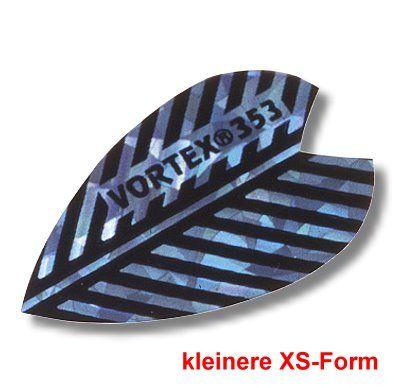 Dartfly Vortex, Form XS (kleinere Form), blau