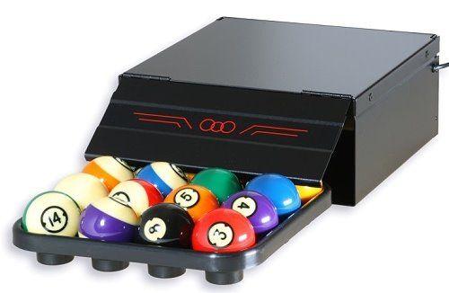 Ballkasten Pool (16 Kugeln), für Micro - System