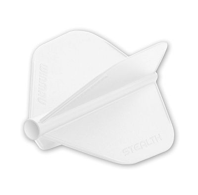 Dart-Fly Winmau STEALTH, WEISS, 6950-004