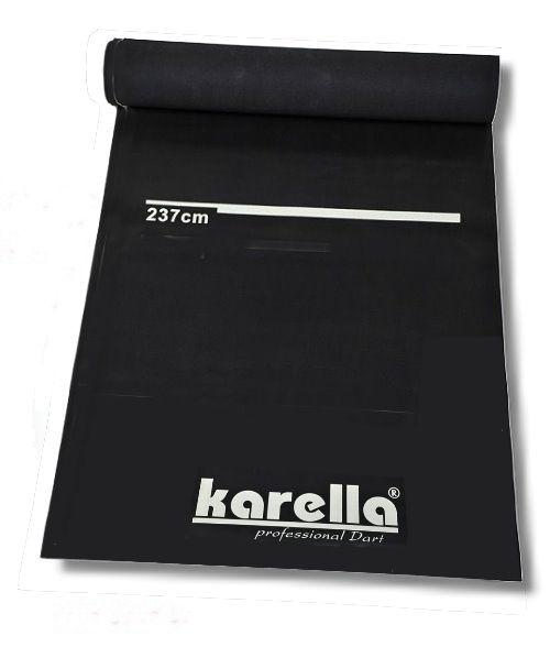 Dartmatte Karella Premium, für Steel- und Softdarts.