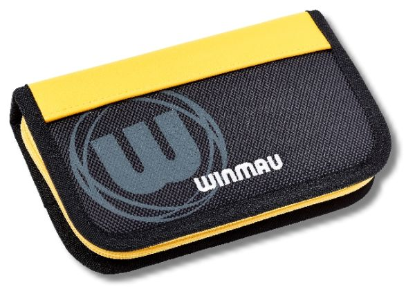 Darttasche Winmau Urban-Pro Dart Case 8306 gelb