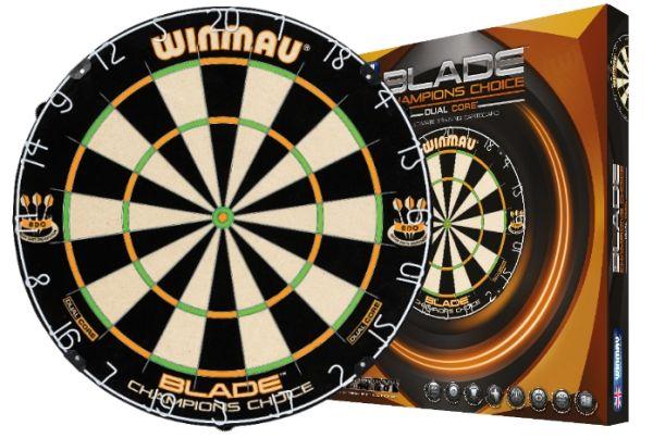 "Dartboard WINMAU ""Blade Champions Choice - DUAL CORE"""