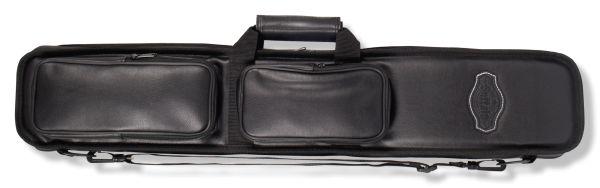 Queue-Tasche BUFFALO für 4 Unterteile /8 Oberteile Schwarz