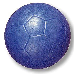 "Kickerball ""Standard"" blau, 34 mm, glatt-schnell"