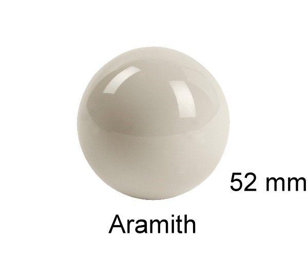 SNOOKER-Spielball ARAMITH 52 mm