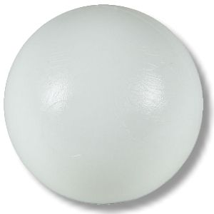 Kickerball Universal ECO , weiß, 34 mm,